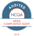 NCQA HEDIS Audit 2018 seal
